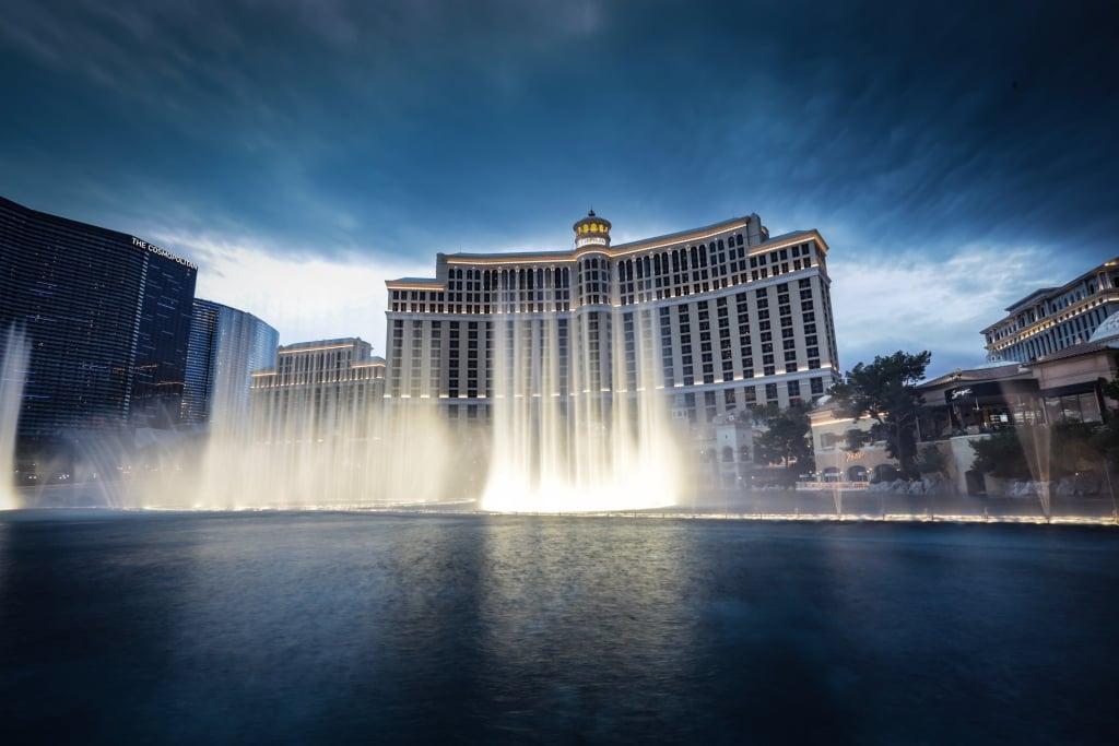 bellagio casino con resort