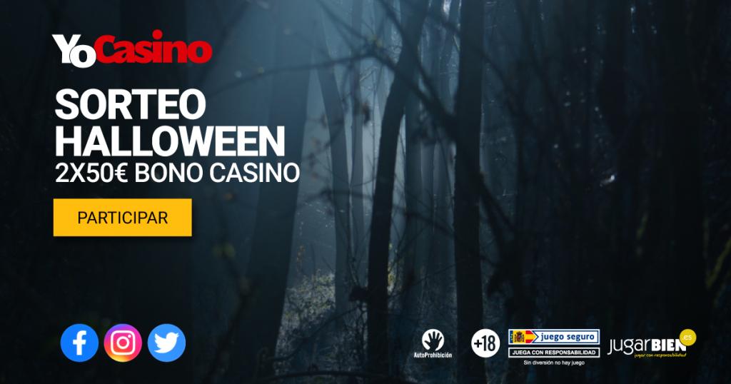sorteo halloween yocasino