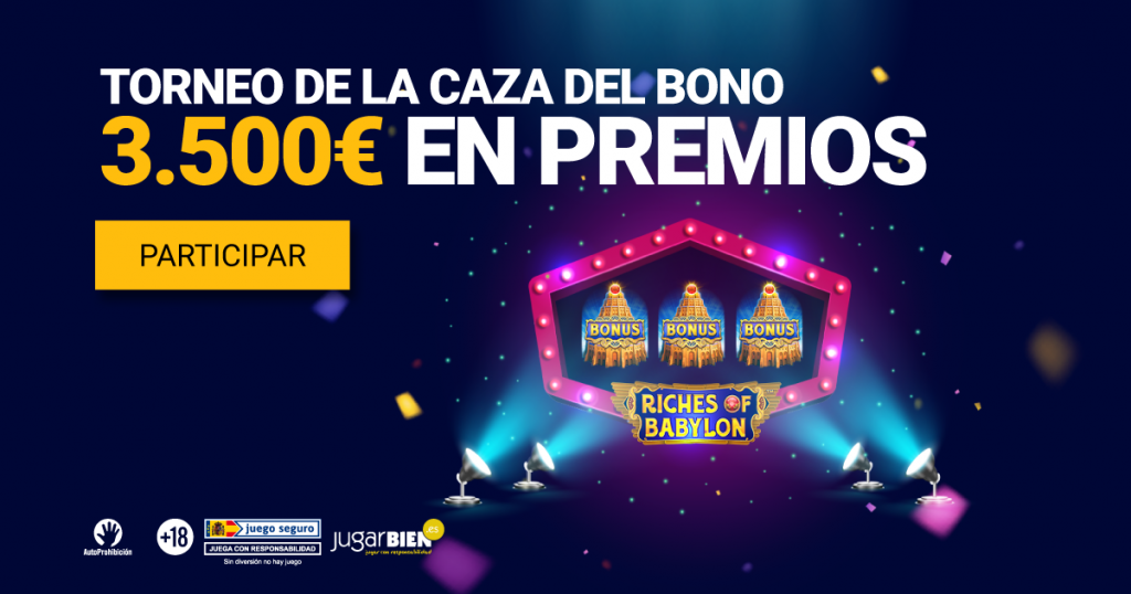 € 3.500 kekayaan perburuan bonus yocasino babylon