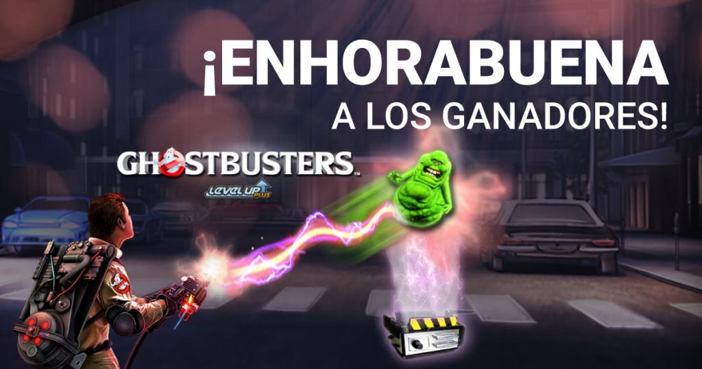 pemenang 1.000 putaran slot ghostbusters gratis
