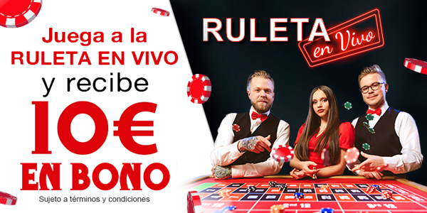 Live ruleta