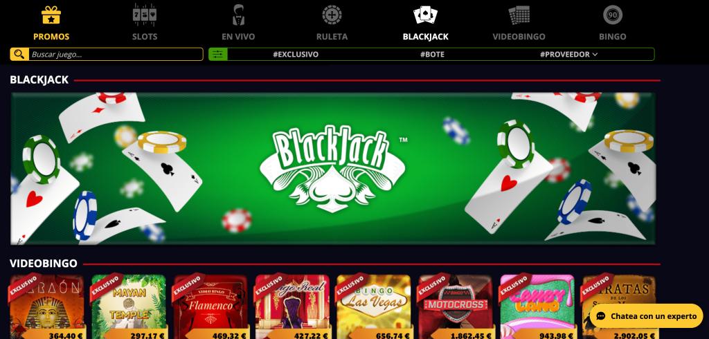 blackjack online yocasino