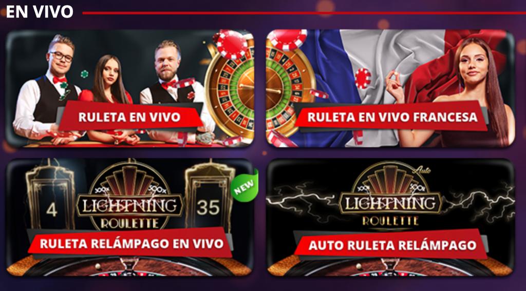 roulette hidup
